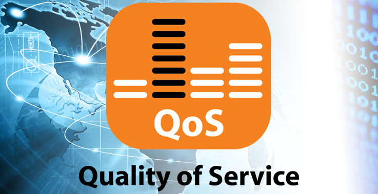 QoS - Quality of Service - Asus DSL-AC68U